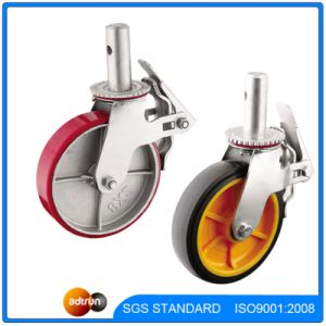 Heavy Duty Casters for Scaffold pictures & photos