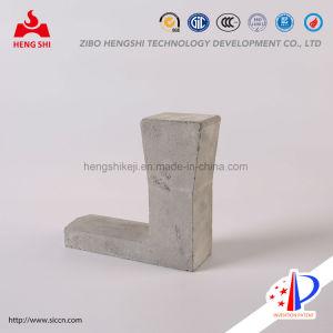 Silicon Nitride Bonded Silicon Carbide Brick Zg-180 pictures & photos