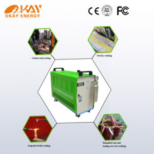 Small Portable Oxy-Hydrogen Automatic Aluminium Copper Welding Machine pictures & photos