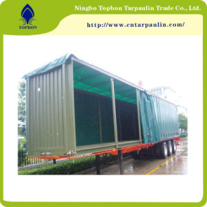Good Quality Blue Tarpaulin for Truck Tb077 pictures & photos