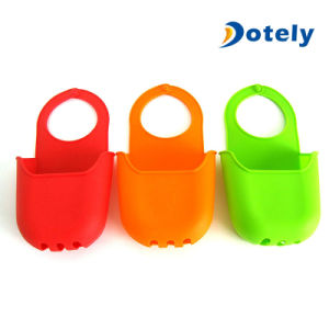 Silicone Sponge Holder for Kitchen Sink pictures & photos