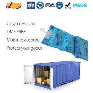 Powerful Absorbent Montmorillonite Desiccant Dry Pole for Container pictures & photos