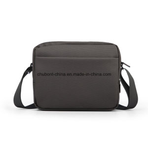 Chubont Waterproof Nylon Men′s Shouler Bag Message Bag Daily Use pictures & photos