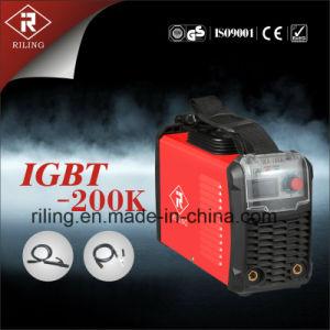Smart Inverter IGBT Welder (IGBT-120K/140K/160K) pictures & photos