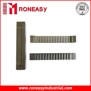 Heating Treatment Progressive Stamping Die Parts for Mold Insert
