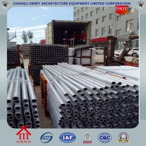 Heavy Duty Type Tubular Quick Stage Scaffolding pictures & photos