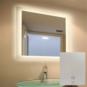 LED Lighted Backlit Vanity Mirror Touch Screen Bathroom Mirror pictures & photos