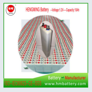 Nickel Cadmium Alkaline Battery Gn10 for UPS, Substation. pictures & photos