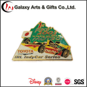 Custom Metal Enamel Badge pictures & photos