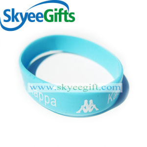 Customized Colorful Cheap Silicone Wristbands Fpr Promotion pictures & photos