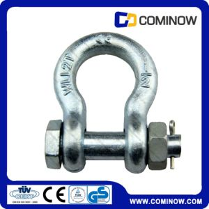 G2130 Bolt Type Anchor Shackle Hot DIP Galvanized pictures & photos