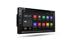 6.95 Inch Double DIN Car DVD 6907 pictures & photos