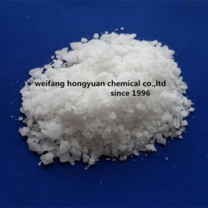 Magnesium Chloride/Mgcl2/Mgcl2.6H2O Flakes for Ice Melting pictures & photos