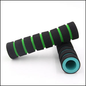 Unbeatable Price Foam Bicycle Grips for Mountain Bike (HGP-038) pictures & photos