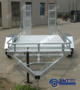 New Type Tandem Axle Cargo Trailer pictures & photos