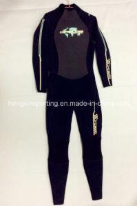Men′s Long Neoprene Surfing Wetsuit/Sports Wear/Swimwear (HX15L30) pictures & photos