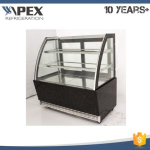 Apex Commercial Cake Display Cabinet in High Quality Standard pictures & photos