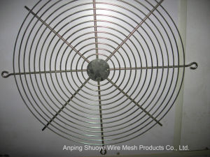 PVC Coating Steel Fan Guard Motor Fan Grille pictures & photos
