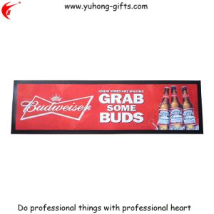 Brand Drink Non Woven Fabric Bar Runner for Promotion (YH-BM023) pictures & photos