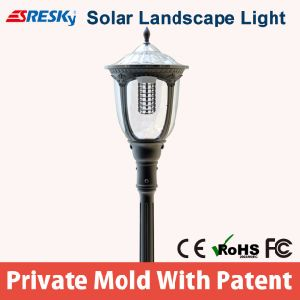 Best Selling Solar Lights Landscape Light outdoor Park Lamp From China Famous Supplier pictures & photos