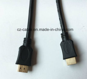 High Definition Transmission Cable with Gold Plated pictures & photos