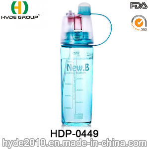 Creative BPA Free Travelling Plastic spray Sport Bottles (HDP-0449) pictures & photos