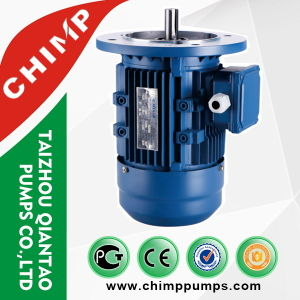Y2 Series Asynchronous Induction 3 Phase Fan Motor with Flange pictures & photos