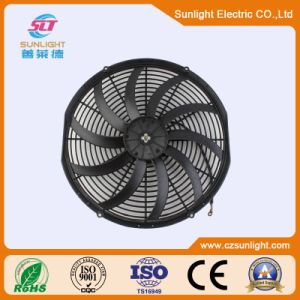 13inch 12V 24V Axial Condenser Cooling Fan for Cars pictures & photos