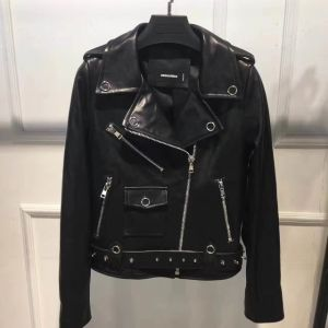 Short Leather Jacket for Women, 100%Leather Jacket, Clothing, Red, Fashion pictures & photos