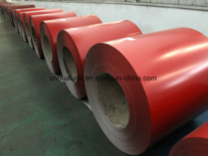 Galvalume Coil/Hot Dipped Galvanized Coil/Prepainted Galvanized Coil/for Roofing/Gi/PPGI/ pictures & photos