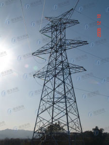 Electrical Power Transmission Line Tower pictures & photos