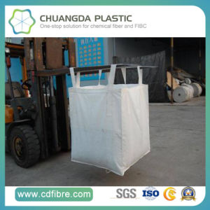 Bulk Jumbo Container Big Ton Bag with Yollow Colour pictures & photos