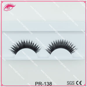 100% Real Human Hair Eyelash with Customized Packaging Box pictures & photos