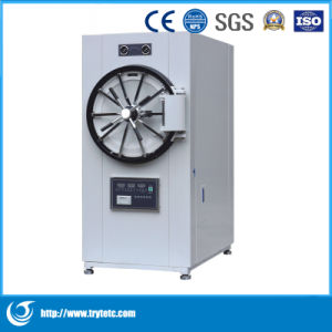 Horizontal Cylindrical Pressure Steam Sterilizer pictures & photos