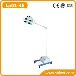 Veterinary Emergency Cold Light Operating Lamp (LP01-4E) pictures & photos