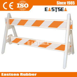 Recycled PVC Plastic Traffic Barrier for Road Safety pictures & photos
