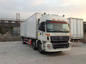 Corrision Resistant FRP Refrigerated Truck Body pictures & photos