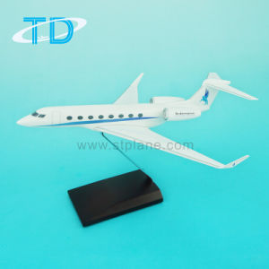 G650 1/100 Scale Resin Private Jet Model pictures & photos