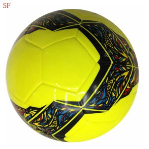 2017 Official Size and Weight Customized Promotional Soccer Ball pictures & photos
