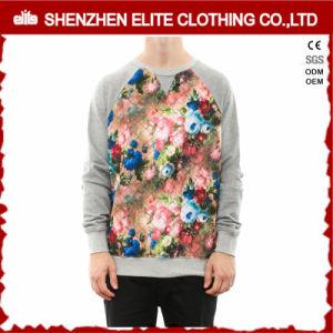 Wholesale Custom Cotton Fleece Sweatshirts and Sweaters Man (ELTSTJ-200) pictures & photos