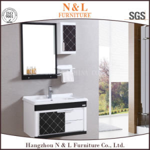 New Design Wood Bathroom Vanity with Sink pictures & photos
