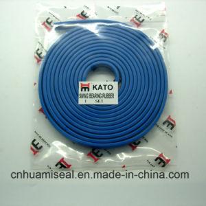 Excavator Big Wheel Strip Swing Bearing Rubber Kobelco Oil Seal Ring Kit pictures & photos