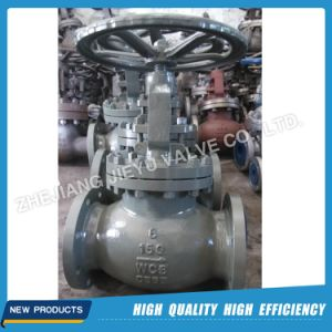 API 150lb-1500lb Carbon Steel Wcb Globe Valve pictures & photos