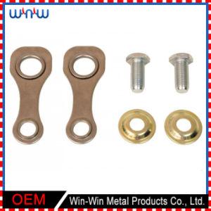 Custom Machining Precision Metal Aluminum Alloy Casting Parts pictures & photos