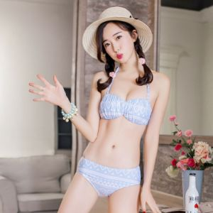 Wholesale Custom Design New Style Sexy Color Changing Swimwear pictures & photos