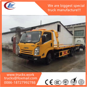 Jmc Road Clearance Vehicle Machine Called Broken Car Pick-up Wrecker pictures & photos