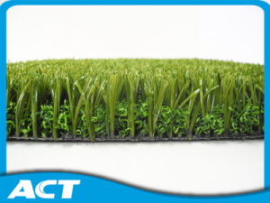 Odourless Healthy Non-Infilled Soccer Football Sports Artificial Grass Y30-R pictures & photos