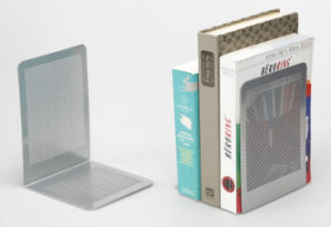 Metal Mesh Stationery Bookends/ Office Desk Accessories pictures & photos