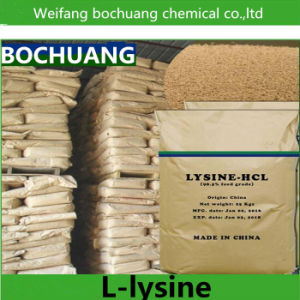 Factory Direct Sale Feed Grade L-Lysine pictures & photos