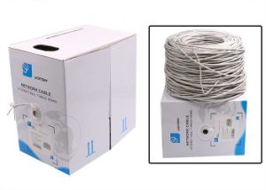 High Quality UTP Cat5e Cable Wtih RoHS CE pictures & photos
